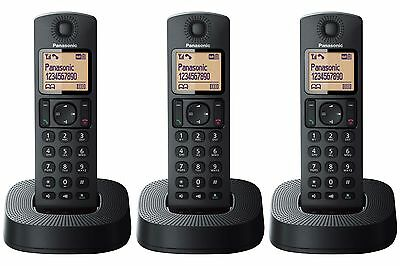 Panasonic Cordless Telephone with Answer Phone - Triple.
