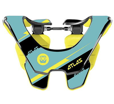 Atlas Technologies Prodigy Youth Teen Motorcycle Riding Protective Neck Brace