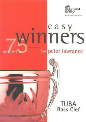 Easy Winners Tuba Bc Book & Cd