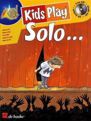 Kids Play Solo French Horn Book & Cd