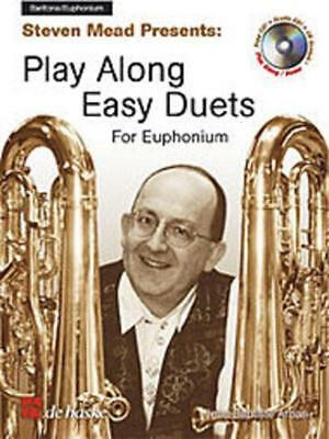 Play Along Easy Duets For Euphonium BcTc Book & Cd