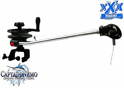 Xxx Marine Tournament Series Manual Downrigger G Clamp Mount Fishing Game Rhpmdr