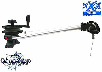 Xxx Marine Tournament Series Manual Downrigger Fishing Game Boat Mount Rhpmdr