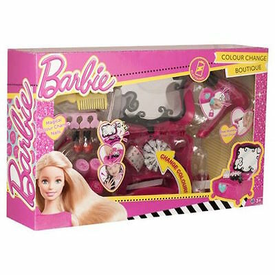 Barbie Colour Change Boutique Electronic Brand New