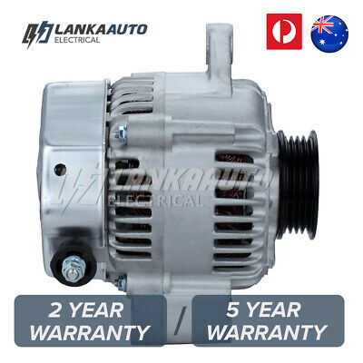 Alternator  Fit Toyota Landcruisr Prado 90 Series VZJ95 3.4L Petrol 1996-2002