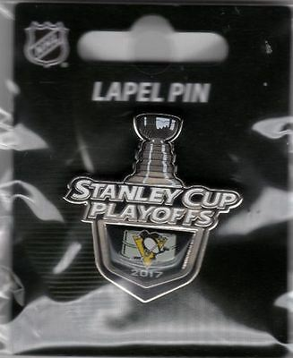 Pittsburgh Penguins Pin 2017 Nhl 1St & 2Nd Round Playoffs Stanley Cup Final?