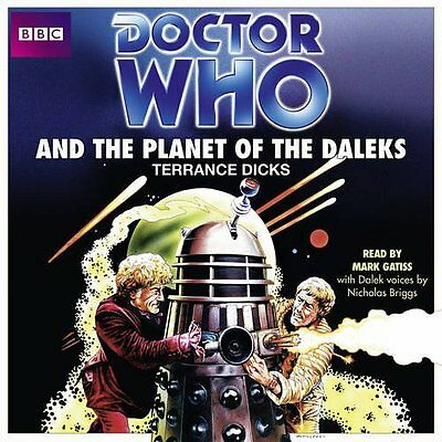 Doctor Who And The Planet Of The Daleks, Dicks, Terrance, Excellent Book