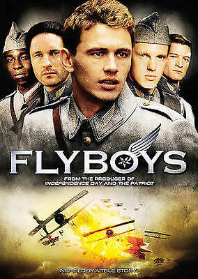 Flyboys - WIdescreen Edition (DVD) (WWI Aviation Movie)
