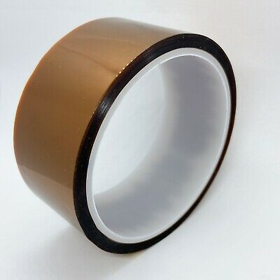 40mm X 33m 100ft Kapton Tape High Temperature Heat Resistant Polyimide; US Ship