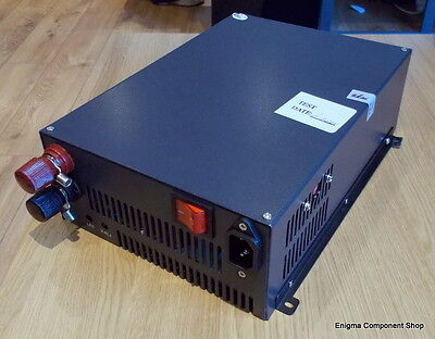 Ham Radio, 48V, 21A, 1000W Switched Mode Power Supply. UK Seller. Fast Dispatch.
