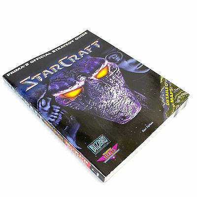 Paperback Starcraft : Prima's Official Strategy Guide, VGC