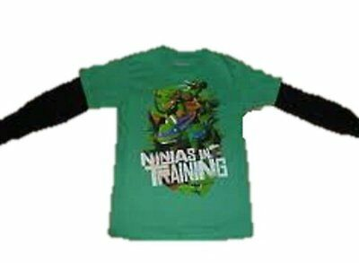 Teenage Mutant Ninja Turtles Boys Shirt Xl (14/16)