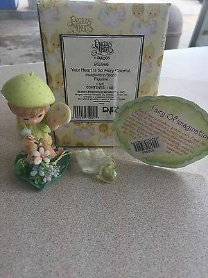 Precious Moments Wee Wonders  - Your Heart Is So Fairy Colorful-  Nib