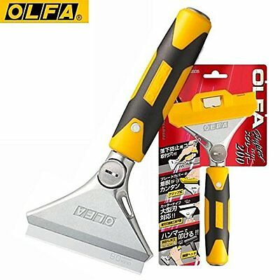 OLFA Cutter Hyper Scraper 200 220B Made in JAPAN