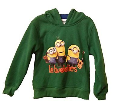 The Minions Green Hoodie (2t)
