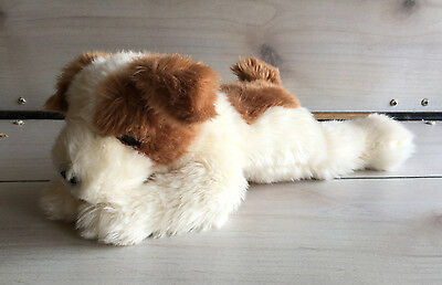 A6 Vintage Ty Classics Baby Patch Puppy Dog Plush! 11 Inch Stuffed Toy Lovey