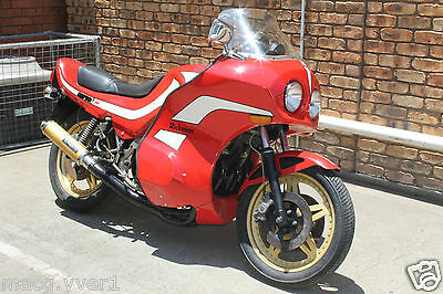 Honda.cb750,Genuine Rickman.Aus delivered.1983,runs great,rare,