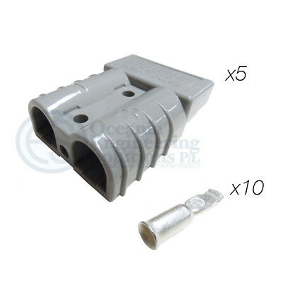Anderson Connector Kit [Pack Size: 5's]