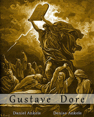 GUSTAVE DORE ART DVD-300+Vintage Reproduction The Bible PLUS FREE KINDLE eBOOK