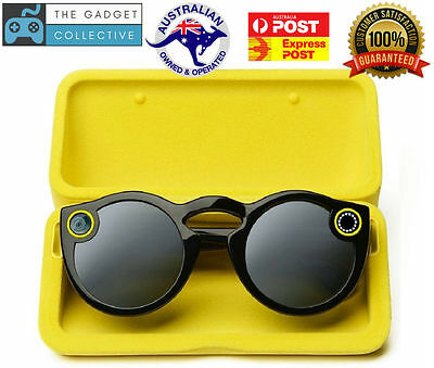 Snapchat Snap Spectacles Camera Glasses - Take snaps with your glasses!
