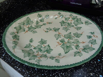 Bhs Country Vine Oval Serving Platter