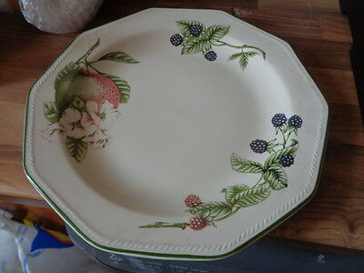 Churchill Victorian Orchard Dinner Plate