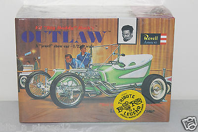 Ed Roths Outlaw Revell 1/25 Model Kit