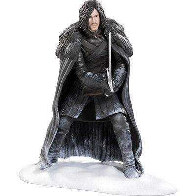 "Game of Thrones - Jon Snow 8"" Statue Figure NEW Dark Horse Comics"