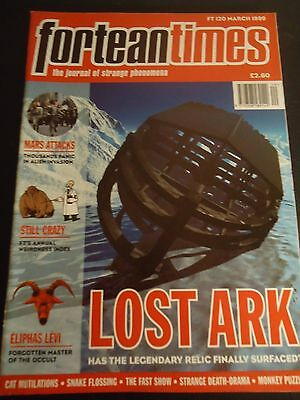 Fortean Times Issue 120 March 1999