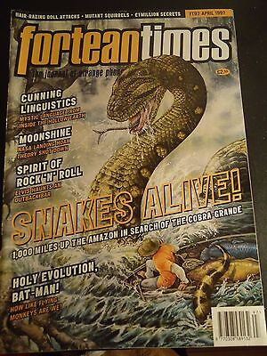 Fortean Times Issue 97 April 1997