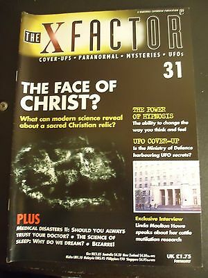 The X Factor Issue 31 Magazine 1997