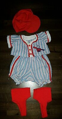 REDUCED ♡My Child Doll♡ Orig Clothes ♡ VHTF Baseball Outfit, Socks and Cap! ~ EC