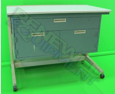 Mobile Work Lab  Bench Cabinet #4