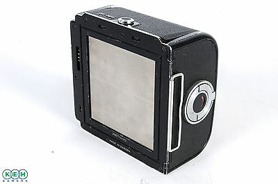 Hasselblad A12 120 Film Back, Black, Labeled '6X6', for V System
