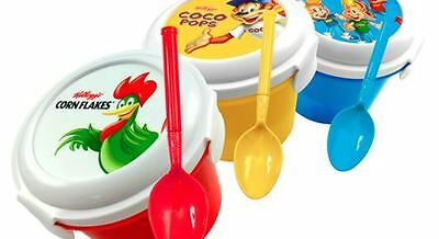 Kelloggs Breakfast Pot