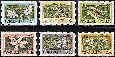 Vt58 Tokelau #138-143 Stamp Set Mint Og Nh $7.50