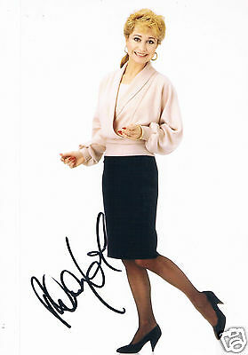 Felicity Kendall British Actress The Good Life Hand Signed Photograph 12 x 8