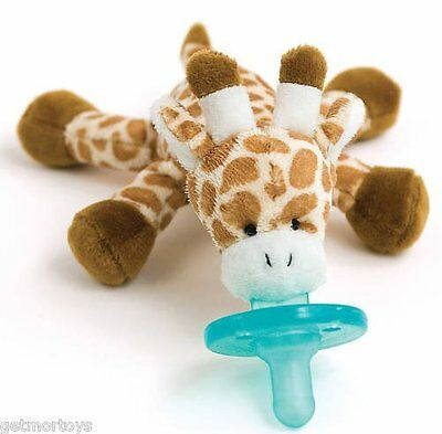 NEW | Wubbanub Giraffe Infant Baby Soothie Pacifier Binky | FREE SHIPPING
