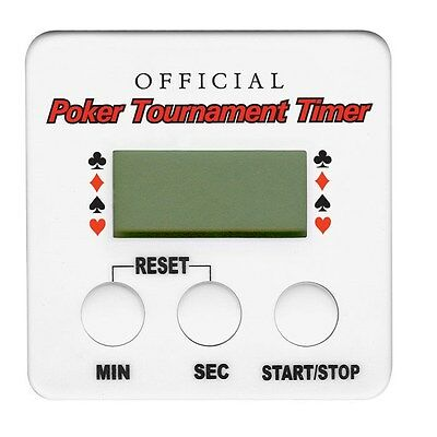 Official Poker Tournament Timer Texas Holdem Poker