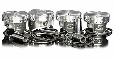 Wiseco 82mm 9.0:1 Pistons for 1997-02 Mitsubishi Mirage 4G93