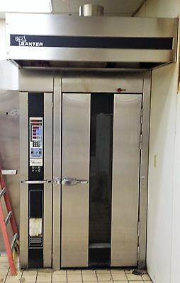 Baxter Single Rack Oven - Electric  OV210E-M1E