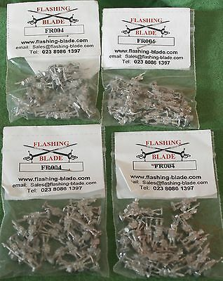 10mm French Napoleonic Line Infantry - Flashing Blade - unpainted