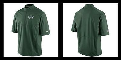 Nike ~ New York Jets Official Onfield Men's Hot Jacket $70 NWT