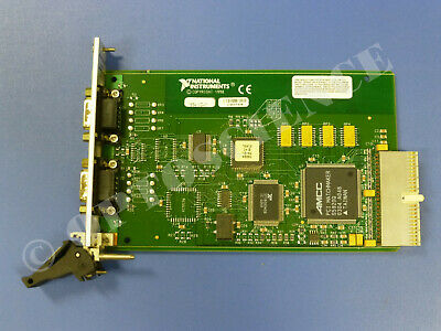 National Instruments PXI-8420/2 NI Serial Interface Card, 2-Port RS232