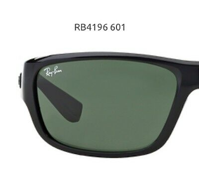 Ray Ban Rb 4196 Original Replacement Lenses / Ray Ban 4196 Lenti Di Ricambio
