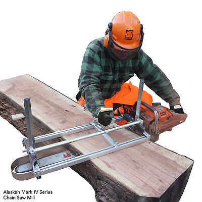 "Alaskan Mark IV Chain Saw Mill for 30"" chainsaws"