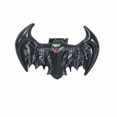 Spooky Halloween Inflatable Bat Halloween Decoration Party Accessory