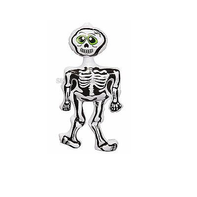 Halloween Inflatable Skeleton Halloween Decoration Fancy Dress Party Accessories