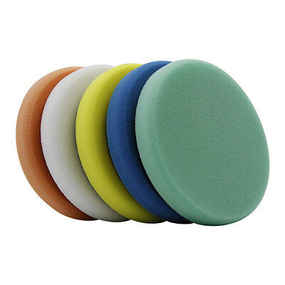 Lake Country 5.5 foam buffing pads for dual action buffer and rotray