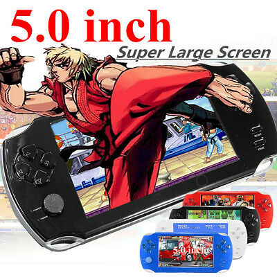 32 bit Handheld Game Console Portable Video Game 10000+ Games Retro Megadrive 8G